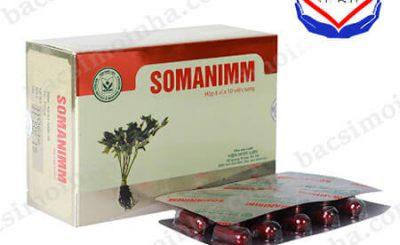 Thuốc somanimm