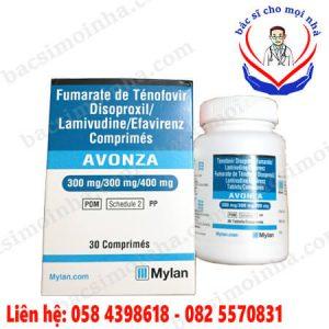 Thuốc avonza