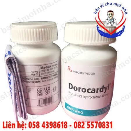 Thuốc dorocardyl