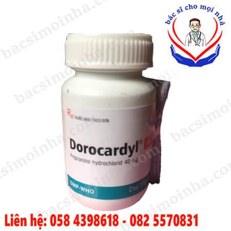 dorocardyl 40mg