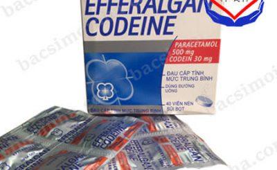 efferalgan codeine giá