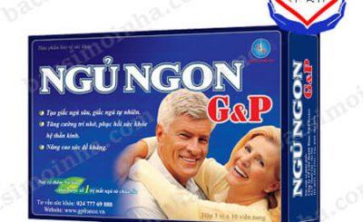 Thuốc ngủ ngon G&P