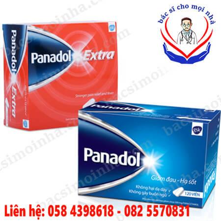 Panadol là thuốc gì?