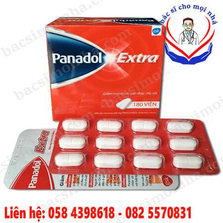 Panadol có tác dụng gì