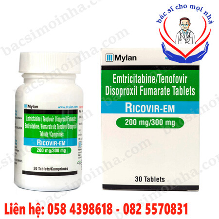 Thuốc Ricovir EM