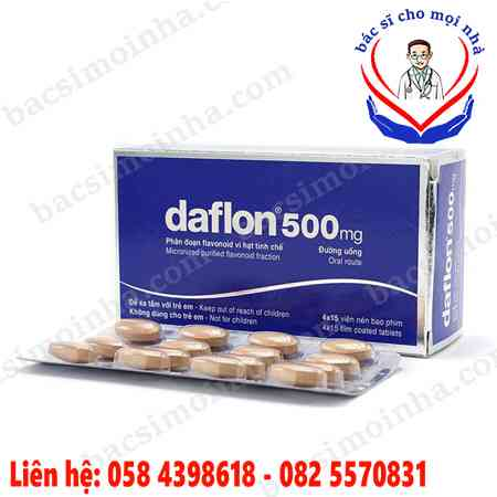 Daflon 500mg