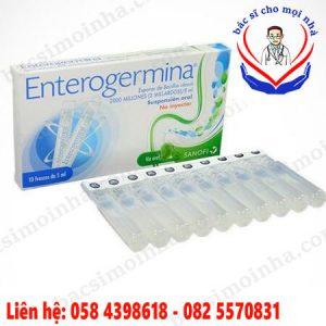 Enterogermina là thuốc gì?