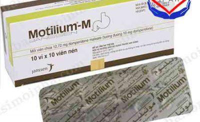 Thuốc motilium m