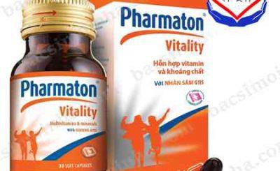 Pharmaton là thuốc gì?