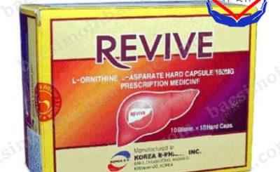 Revive là thuốc gì?