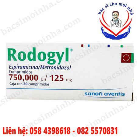 rodogyl giá
