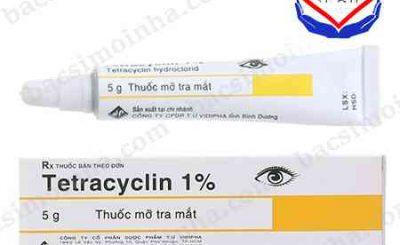 Tetracyclin là thuốc gì?