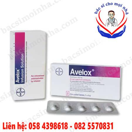 Avelox là thuốc gì?