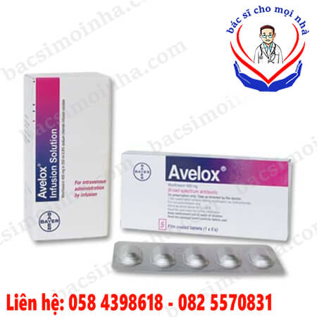 Avelox jnc dosage