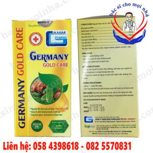 Germany gold care giá