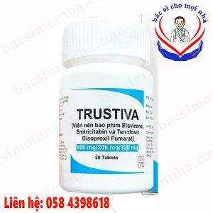 giá thuốc trustiva