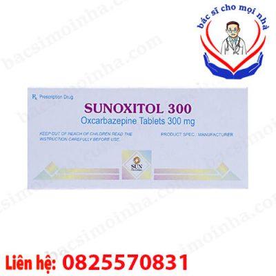 Thuốc sunoxitol